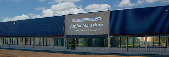 Alpha Marathon Headquarters
